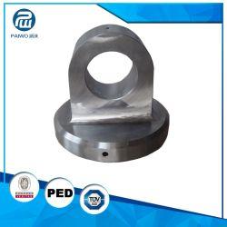 La precisión de mecanizado CNC de piezas de repuesto maquinaria de construcción