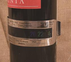 ワインのギフト昇進LCDの温度計
