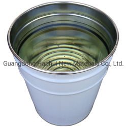 De resina epoxi transparente de baja viscosidad Non-Toxic sin burbujas