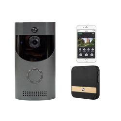 방수 PIR 홈 보안 WiFi 스마트 비디오 초인종 카메라 무선 도어 벨 스마트 홈 도어폰 홈 보안 시스템 카메라 아파트 건물