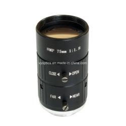 Lente de visión artificial de 16 mm, Montura C Lente CCTV cámara CCTV Industrial