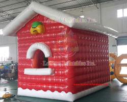 عيد ميلاد المسيح جديد قابل للنفخ منزل خيمة لأنّ عمليّة بيع