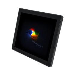 Industrial de 17 pulgadas de pantalla DVI HDMI VGA LCD TFT Monitor táctil