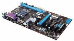 Esonic Bitcoin miner la carte mère avec processeur Core i3 I5 I7 CPU Combo, 8*emplacements PCIE, Btc carte mère carte mère