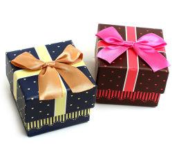 초콜렛을 포장하는 주문을 받아서 만들어진 서류상 선물 상자