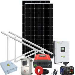 Seule la phase trois phase Generatore Portatile Di Energia solare generateur