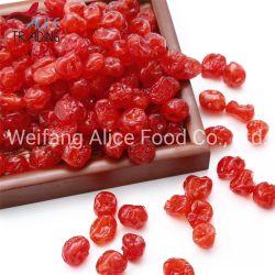 Fabrik-Preis-China-Großverkauf-Export-kandierte Standardkirsche entwässerte Kirsche