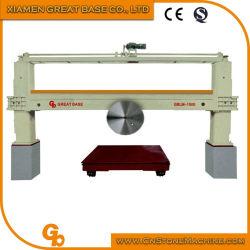 Gblm-2500 de Machine/het Graniet/het Marmer van het In blokken snijden van het Type van brug