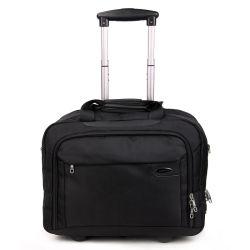 Chariot à bagages à roulettes Business Travel Documents mallette pour ordinateur portable sacoche pour ordinateur (CY3746)