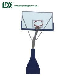 Hot Sports d'équipement hydraulique portable professionnel Panier de basketball/Stand pour la vente