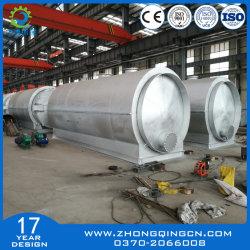 Usine de distillation d'huile moteur utilisée avec la CE et l'ISO