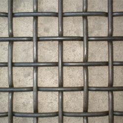 Rete metallica tessuta unita maglia pesante dello schermo di estrazione mineraria della maglia di Yq