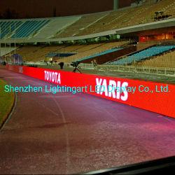 استاد كرة القدم شاشة عرض LED بيريميتر P10 كبيرة الاستاد LED شاشة العرض