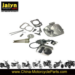 Peças para motociclos Kit de cilindro partes separadas junta do pistão do motor Para Cg150 FT150