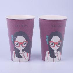La moda de espuma desechables para el café de la Copa / bebida fría