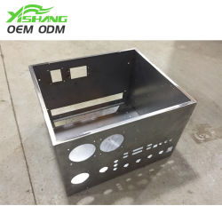 doos van het Comité van het Metaal van de Plaat van het Staal van 1.0mm de Dikke Koudgewalste Elektro