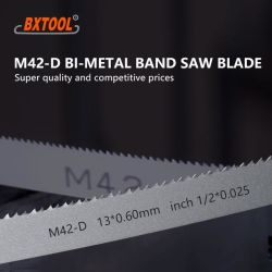 la fascia di 13mm*0.6mm la lama per sega tagliare il legno o il metallo
