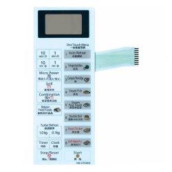 Подгонянная клавиатура фронта переключателя мембраны микроволновой печи