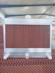 7060 7090 almofada de resfriamento evaporativo celular no Sistema do Resfriador de Ar de almofada de resfriamento de papel