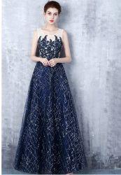 ユニークなシムマープロムガウンの花嫁の母は、夜のドレス Z7029