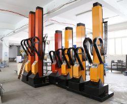 Robô de pintura a pó para a linha de produção automática
