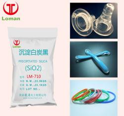 La silice précipitée de silicium produit avec de hautes performances