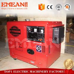 8kVA 중국 제조업체 무소음 디젤 발전기