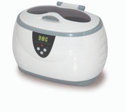 Ultra-sons digitais Denture Cleaner 600ml jóias de limpeza ultra-som