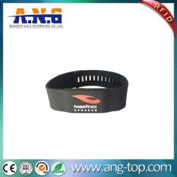 سوار Silicone Smart RFID بتردد 13.56 ميجا هرتز لنادي اللياقة البدنية