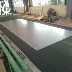 Chinesische Fabrik Galvanisiertes Stahlblech Zink Beschichtetes Stahlblech Gebäude Material