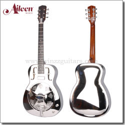 [Winzz] Corps en métal de la guitare de résonateur (RGS-M110E)