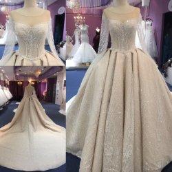 Katywell Moyen-Orient Ballgown robe de mariée robe de mariée GTF192
