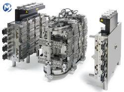 OEM Клиента пластиковые конструкции пресс-форм ЭБУ системы впрыска для точности электронных компонентов