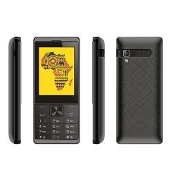OEM cinese 2.8 grande telefono della caratteristica della batteria 2500mAh 2g di pollice