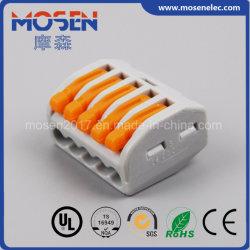 Wago 222 2pin/3pin/5pin Gelijkwaardige elektrische Draadconnectoren
