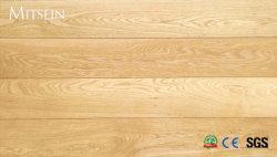 Planchers de bois solide, la Russie originaux Naturial parquet en chêne blanc