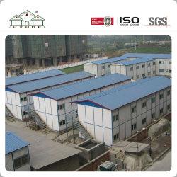 Malaysia-Arbeiter-Lager-Arbeitskraft-Anpassungs-Fertighaus-Haus