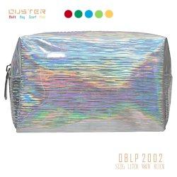 Sac de maquillage Laser PVC 2020 SAC SAC DE RANGEMENT DE L'embrayage Zipper Sac cosmétique clair Porte-sac de lavage de toilette Sac cadeau Accessoires de Mode Sac cosmétique