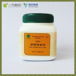 Шу Цзинь Huo Сюэ Тан (китайский чай выдержка) могут отдохнуть сухожилия и активировать крови