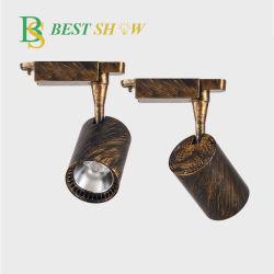 Foshan 10W 15W 20W 25W 30W 40W 50W COB LED Lampe pour Showroom de chenille