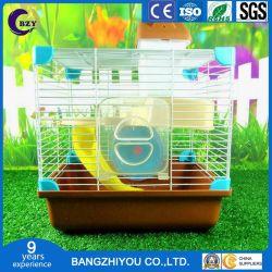 Double-Layer Manor Cage Hamster de haute qualité