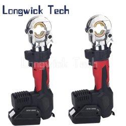 (LWK-G300) lado operado com alimentação de bateria Manual Hidráulica Elétrica uma ferramenta de crimpagem da ferramenta de crimpagem