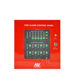 De 8-streek van Asenware het Conventionele Controlebord van het Brandalarm voor Verkoop