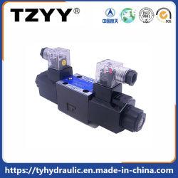 Tipo alimentabile valvola direzionale funzionante a solenoide idraulica del connettore di serie di DSG 01 Yuken; Valvola di regolazione direzionale idraulica; Valvola di regolazione di pressione