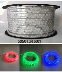 Cordón de la luz de lámpara de 2835 3014 5730 Cordón Cordón 5050 Lámpara LED de tira flexible de la banda de la lámpara se puede cortar y ampliado
