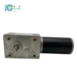 DC turbo du moteur à engrenages du moteur à engrenages à vis sans fin DC Micro moteur réducteur à engrenages
