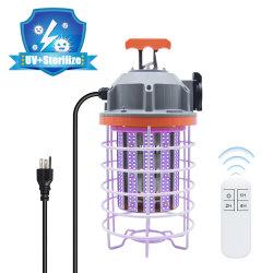 Dropshipping Spot lampe de désinfection aux UV 80W Accueil portable Lampe Germicide UV de désinfection et de la lampe d'acariens