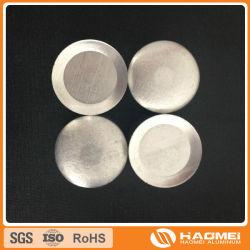 1050 1060 3003 круглый алюминиевый круг лист/алюминиевая пробка для кухонных