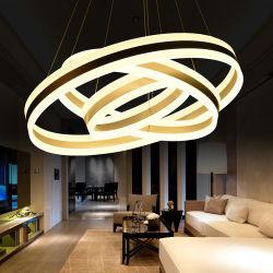 現代デザイン吊り下げ式の軽い屋内装飾のホーム照明