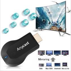 Adaptador de pantalla inalámbrica 2.4G Dongle WiFi adaptador de pantalla HDMI 1080p